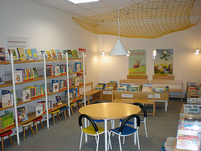 Bücherei Oberensingen