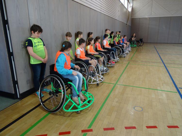 Handicap macht Schule 2020