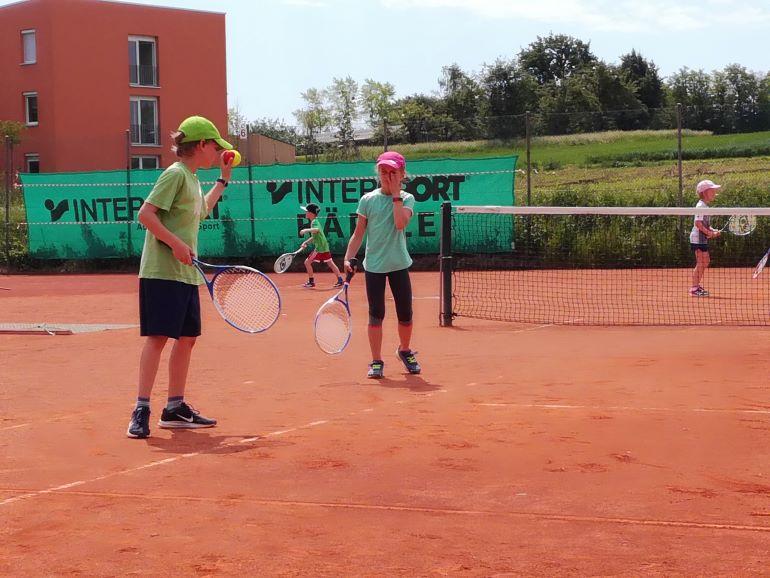 Grundschultag Tennis